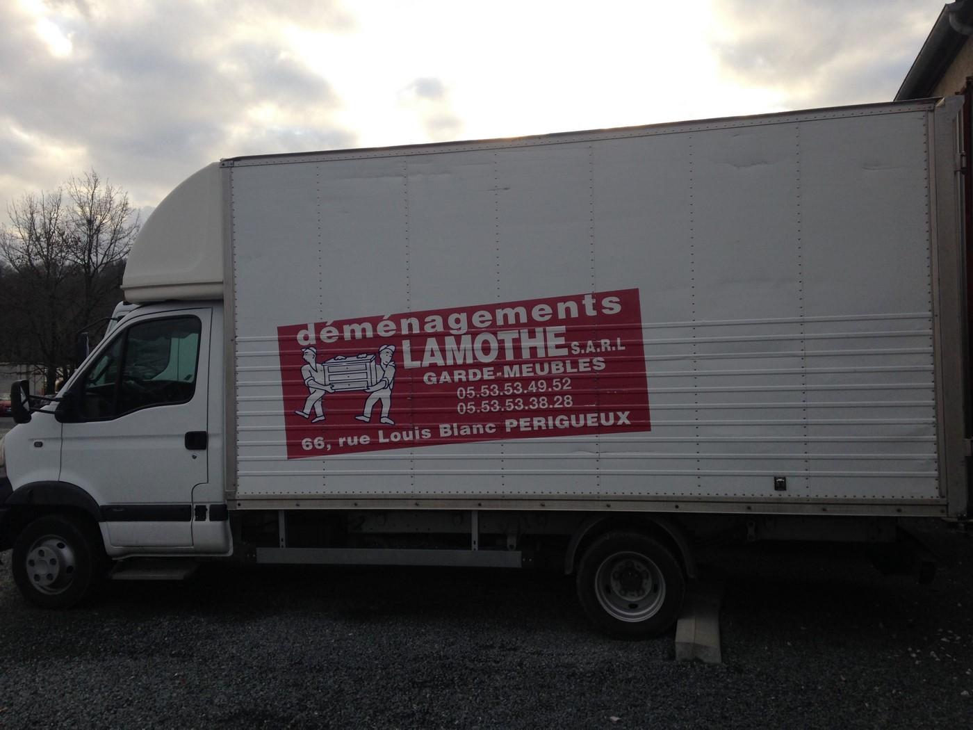 Particuliers Services Plus Demenagements Lamothe